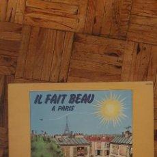Discos de vinilo: GUY BÉART ?– IL FAIT BEAU A PARIS SELLO: DISQUES TEMPOREL ?– GB 00016 FORMATO: VINYL, LP. Lote 208886997