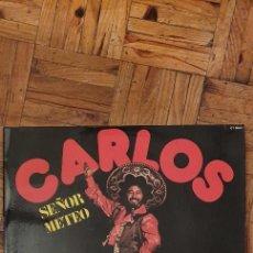 Discos de vinilo: CARLOS (3) ?– DISQUE D'OR DE L'OLYMPIA SELLO: GÉRARD TOURNIER ?– GT 36505 FORMATO: VINYL, LP, COMPIL. Lote 208890557