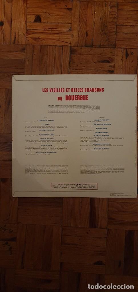 Discos de vinilo: Les vieilles et belles chansons du Rouergue Artist Jean-François Gauffet - Foto 2 - 208891071