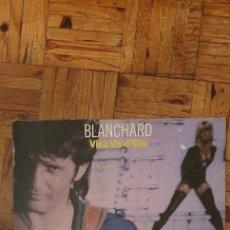 Discos de vinilo: BLANCHARD* – VIS A VIS D'ELLE SELLO: BARCLAY – 887 080/7, BARCLAY – 887 080-7 PAÍS: FRANCE. Lote 208891360