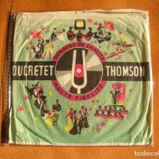 Discos de vinilo: DISCO DE TINO ROSSI. Lote 208908318