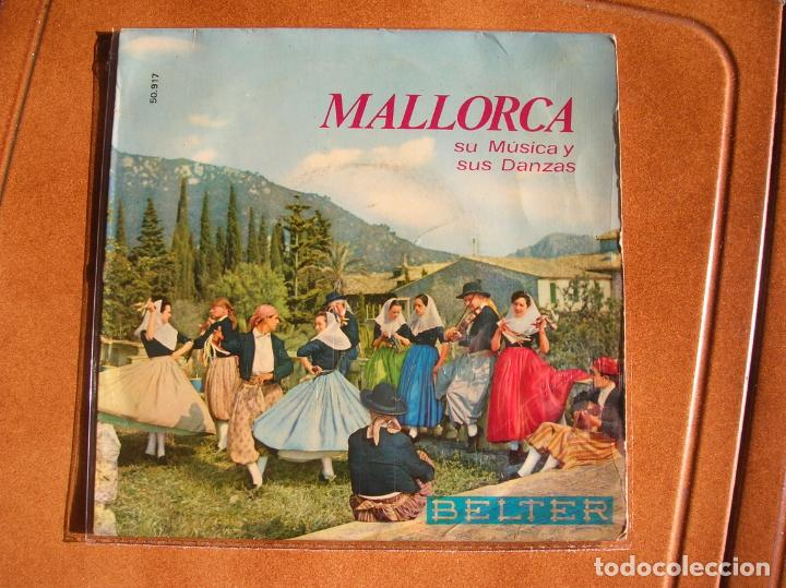 SINGLE DE MUSICA LOCAL MALLORQUINA (Música - Discos - Singles Vinilo - Otros estilos)