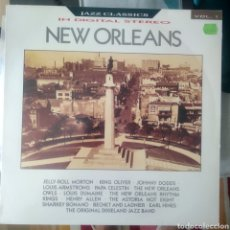 Discos de vinilo: VARIOUS - NEW ORLEANS (BBC RECORDS AND TAPES - REB 588, UK, 1986). Lote 208912683