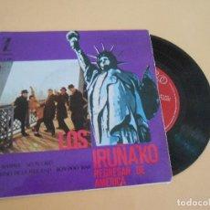Dischi in vinile: LOS IRUÑA´KO EP - LA MAMA +3 - 1964. Lote 208949050