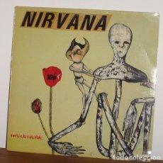 Disques de vinyle: NIRVANA - INCESTICIDE - LP - DISCO DE VINILO - AÑOS 90 - PRINTED IN HOLLAND. Lote 175878525