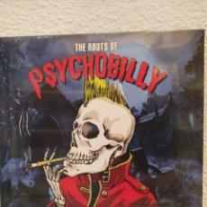 Discos de vinilo: THE ROOTS OF PSYCHOBILLY. LP VINILO PRECINTADO.. Lote 208969196