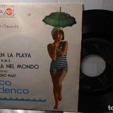 Discos de vinilo: NICO FIDENCO CONTIGO EN LA PLAYA +3 EP RCA VICTOR SPAIN 1964. Lote 208973930