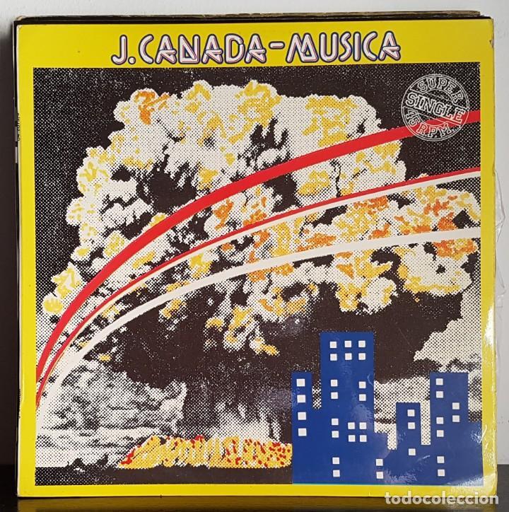 J. CANADA - MUSICA (Música - Discos de Vinilo - Maxi Singles - Solistas Españoles de los 70 a la actualidad)