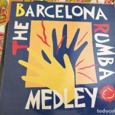 """Discos de vinilo: VARIOS* - THE BARCELONA RUMBA MEDLEY (12"""", MAXI)1992 SELLO:ARIOLA CAT. Nº: 74321 11557 1.COMO NUEVO. Lote 208977673"""
