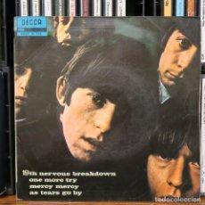 Discos de vinilo: THE ROLLING STONES EP 19TH NERVOUS BREAKDOWN ESPAÑA 1966. Lote 208984285