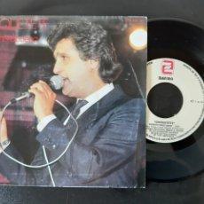 Discos de vinilo: CHIQUETETE. ENORABUENA. BENDITO SEAS AMOR. ZAFIRO. 1986. ESPAÑA. Lote 208996553