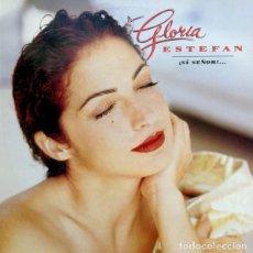 Discos de vinilo: GLORIA ESTEFAN – ¡SÍ SEÑOR! - MAXI-SINGLE EUROPE 1993. Lote 209001558