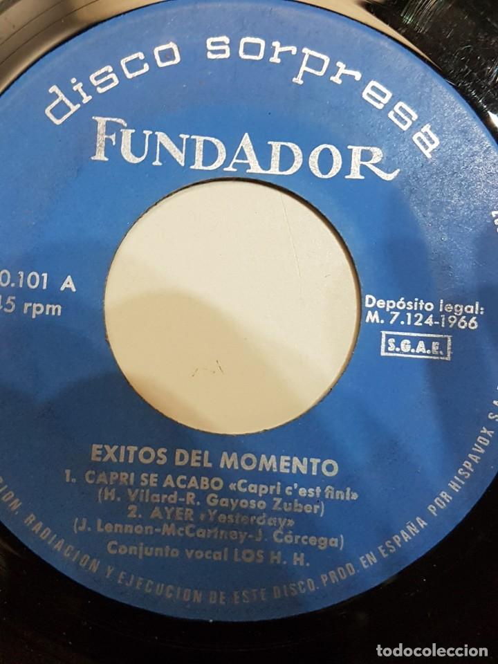 Discos de vinilo: 25 Discos Sorpresa Fundador - Foto 4 - 209041357