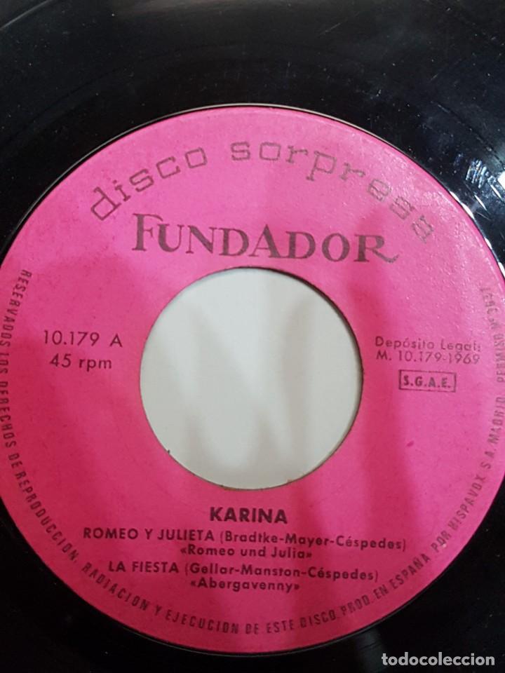 Discos de vinilo: 25 Discos Sorpresa Fundador - Foto 6 - 209041357