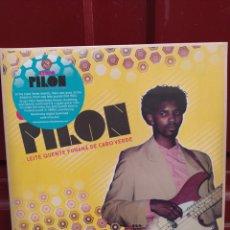 Discos de vinilo: GRUPO PILON -LEITE QUENTE FUNANÁ DE CABO VERDE . LP VINILO PRECINTADO. FUNANÁ - AFROBEAT. Lote 209041820
