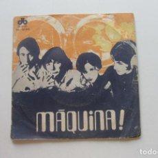 Discos de vinilo: MÁQUINA! – LANDS OF PERFECTION / LET'S GET SMASHED - SINGLE DIABOLO 1969 SD01. Lote 209042715