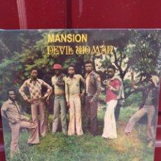 Discos de vinilo: MANSION–DEVIL WOMAN . LO VINILO PRECINTADO. NIGERIA. AFROBEAT. Lote 209044325