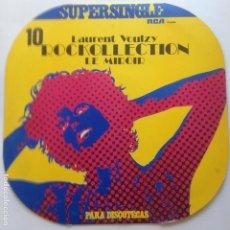 Discos de vinilo: LAURENT VOULZY – ROCKOLLECTION - 1979 -MAXI. Lote 209050546