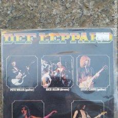 Discos de vinilo: DEF LEPPARD - WASTED. SINGLR VINILO.. Lote 209051972