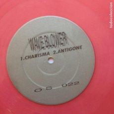 Discos de vinilo: WAVE BLOWER ?– CHARISMA - MAXI - PINK. Lote 209053530