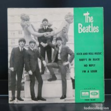 Discos de vinilo: THE BEATLES EP ROCK AND ROLL MUSIC 1964. Lote 209057695