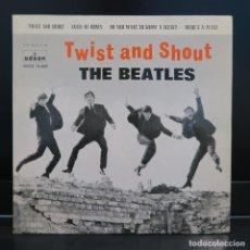 Discos de vinilo: THE BEATLES EP TWIST AND SHOUT 1964. Lote 209057883