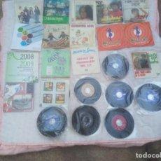 Discos de vinilo: LOTE DE 23 DISCOS DE VINILO. Lote 209064468