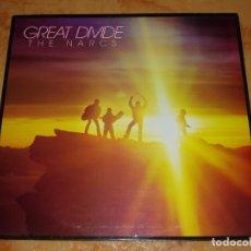 Discos de vinilo: THE NARCS LP GREAT ,ORIG.CBS 1984 - SOFT ROCK, POP ROCK, SYNTH-POP (ATENCION COMPRA MINIMA 15 EUROS). Lote 209070187