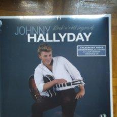 Discos de vinilo: JOHNNY HALLYDAY ROCK N ROLL LEGENDS. Lote 209072965