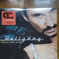 Discos de vinilo: JOHNNY HALLYDAY SANG POUR SANG. Lote 209072995