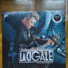 Discos de vinilo: JOHNNY HALLYDAY LA CIGALE 12 17 DECEMBRE 2006. Lote 209073032