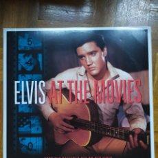 Discos de vinilo: ELVIS PRESLEY AY THE MOVIES. Lote 209073132