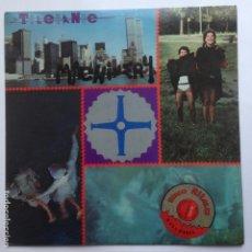 Discos de vinilo: TOLERANCE – MACHINERY - 1985 - MAXI. Lote 209086132