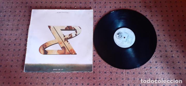 ALEX PARTY - WRAP ME UP - MAXI - SPAIN - BLANCO Y NEGRO - LV - (Música - Discos de Vinilo - Maxi Singles - Techno, Trance y House)