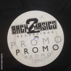Discos de vinilo: BACK2BASICS PROMO MAXI - JUNGLE - DRUM´N BASS. Lote 209089058