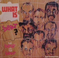 Dischi in vinile: THE BEAT WHAT IS BEAT? ARISTA 1983. Lote 209108352