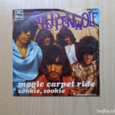 Discos de vinilo: STEPPENWOLF 'MAGIC CARPET RIDE/SOOKIE, SOOKIE'. Lote 209114061