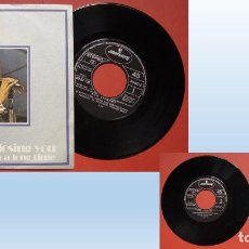 Discos de vinilo: VINILO SINGLE: ROD STEWART -I'AM LOSING YOU- (MERCURY, 1971) ED. ESPAÑOLA ¡ORIGINAL!. Lote 209115270
