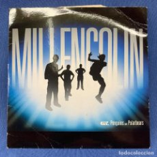 Discos de vinilo: SINGLE MILLENCOLINS - PENGUINS & POLARBEARS - ESPAÑA - AÑO 2000. Lote 209124257