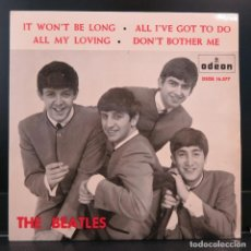 Dischi in vinile: THE BEATLES EP IT WON'T BE LONG 1964. Lote 209130050