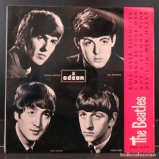 Dischi in vinile: THE BEATLES EP ROLL OVER BEETHOVEN 1964. Lote 209130185