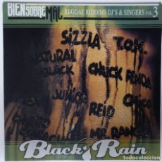 "Discos de vinilo: BIEN SOBRE MAL REGGAE RIDDIMS DJ'S VOL. 3 ( REGGAE / DANCEHALL 2LP VINILO) [2LP 12"" 33RPM] [2005]]. Lote 209158312"
