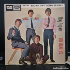 Discos de vinilo: THE BEATLES EP WE CAN WORK IT OUT 1966. Lote 209164900
