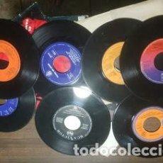 Discos de vinilo: OCHO SINGLES VARIADOS. VER DETALLE.. Lote 209167005
