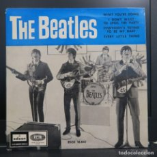 Dischi in vinile: THE BEATLES EP WHAT YOU'RE DOING 1964. Lote 209169102
