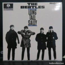 Discos de vinilo: THE BEATLES EP LONG TALL SALLY 1964 REEDICIÓN SIN ESTRENAR. Lote 209169280