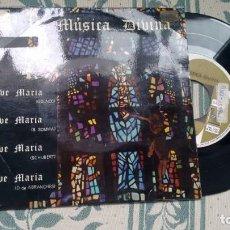 Discos de vinilo: EP ( VINILO) MUSICA DIVINA AÑOS 60. Lote 209177528