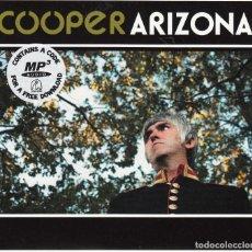 Discos de vinilo: COOPER - ARIZONA - SINGLE VINILO - TU ME DIJISTE ADIOS - COVER BRINCOS -. Lote 209200745