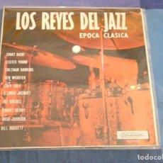 Discos de vinilo: LP LOS GRANDES DEL JAZZ MUSIDISC ESPAÑA 1968 BUEN ESTADO. Lote 209204695