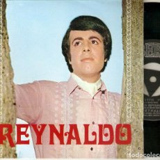 """Discos de vinilo: REYNALDO 7"""" SPAIN EP 45 VIVO + 3 SINGLE VINILO ORIGINAL 1968 BOLERO RUMBA CHA CHA CHA BUEN ESTADO !!. Lote 209213405"""